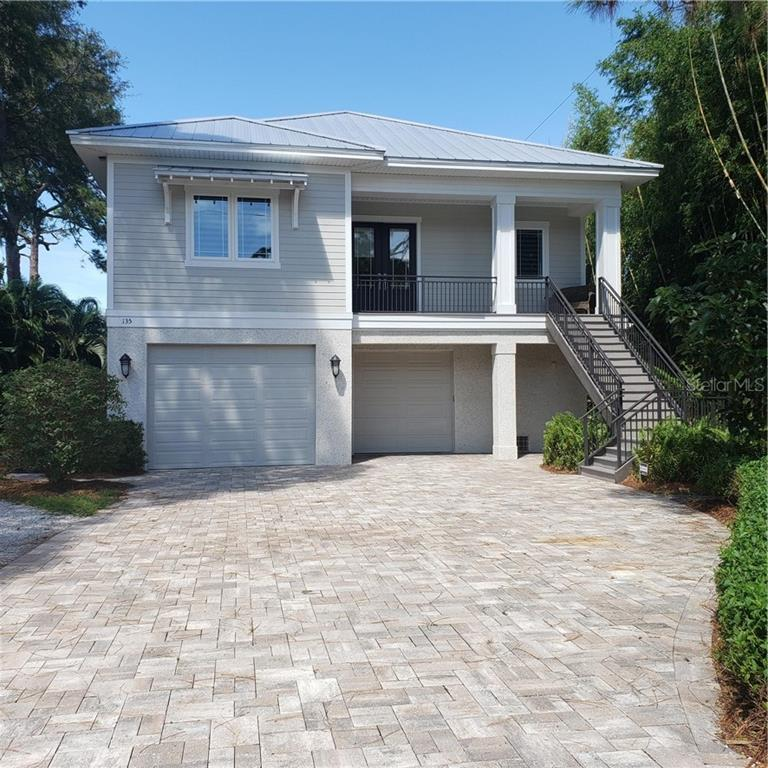 135 SAGE ROAD Property Photo - CRYSTAL BEACH, FL real estate listing