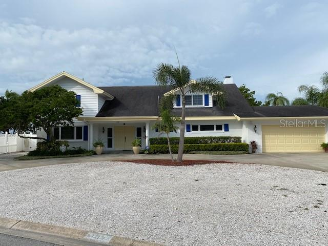 102 DRIFTWOOD DRIVE W Property Photo - PALM HARBOR, FL real estate listing