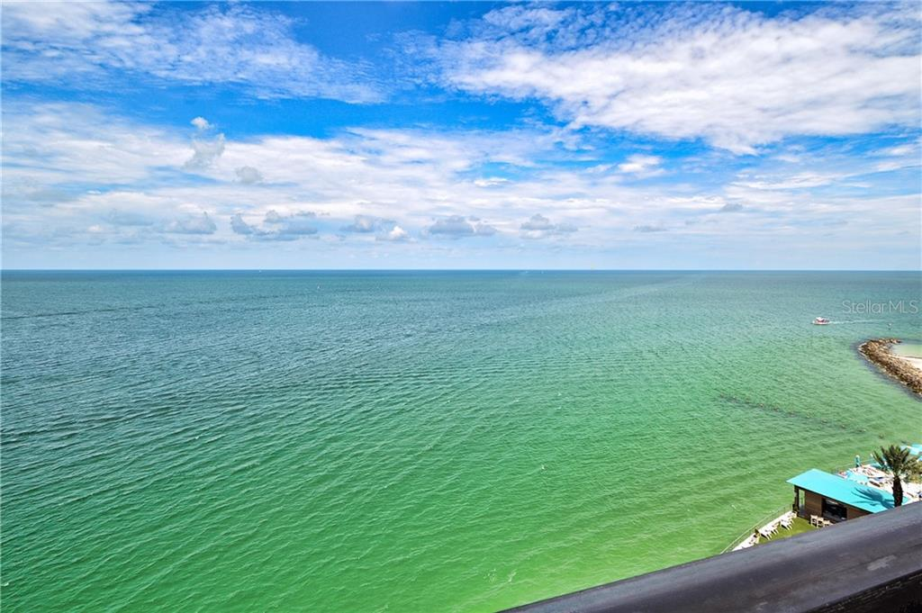 440 S GULFVIEW BOULEVARD #1407 Property Photo - CLEARWATER, FL real estate listing