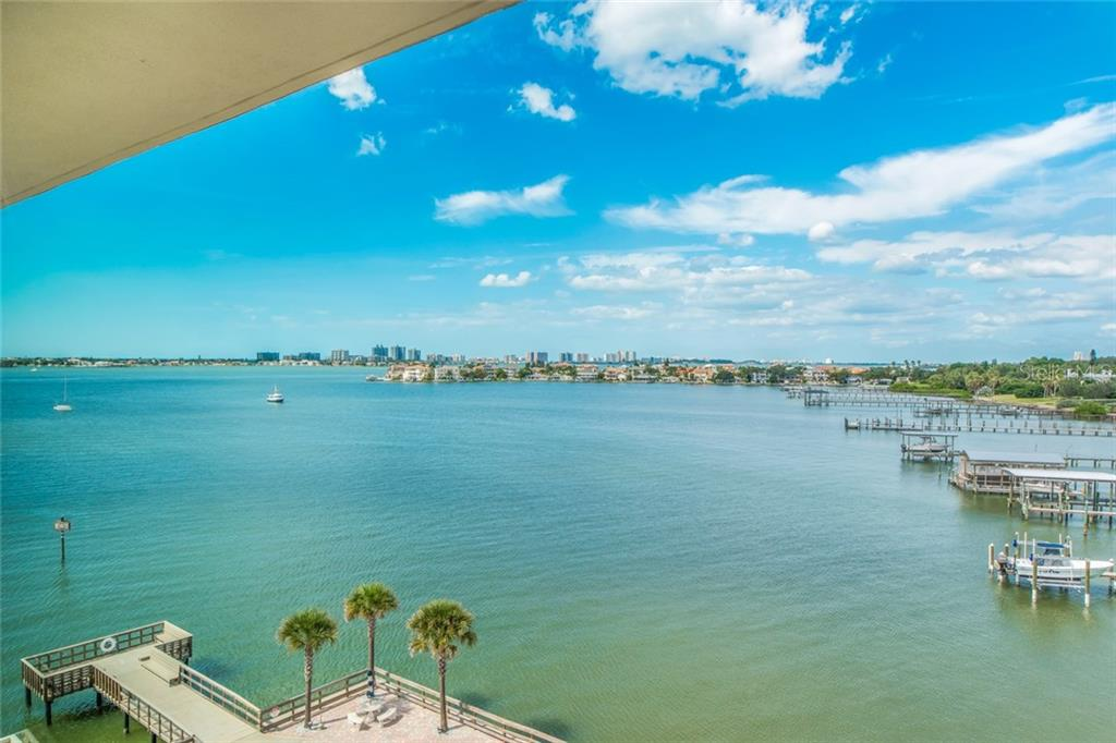 100 BLUFF VIEW DRIVE #506C Property Photo - BELLEAIR BLUFFS, FL real estate listing