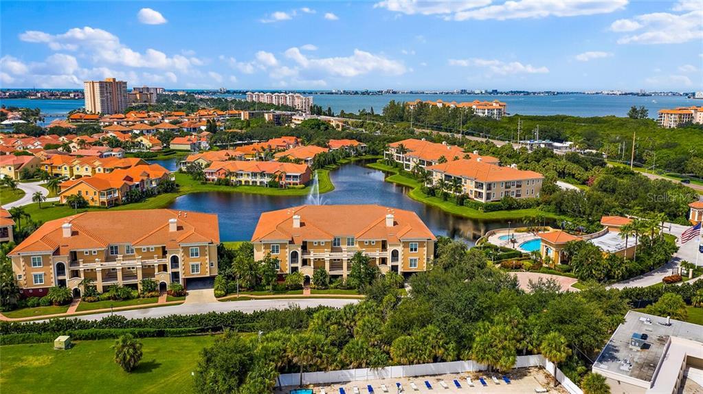 6 FRANKLIN COURT S #43A Property Photo - ST PETERSBURG, FL real estate listing