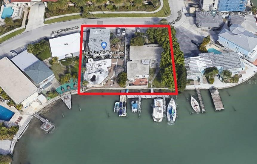 657 + 663 BAY ESPLANADE Property Photo - CLEARWATER, FL real estate listing