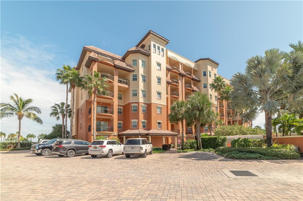 5301 Gulf Boulevard #e609 Property Photo