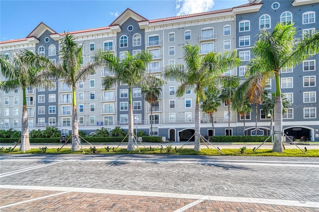 700 S Harbour Island Boulevard #207 Property Photo