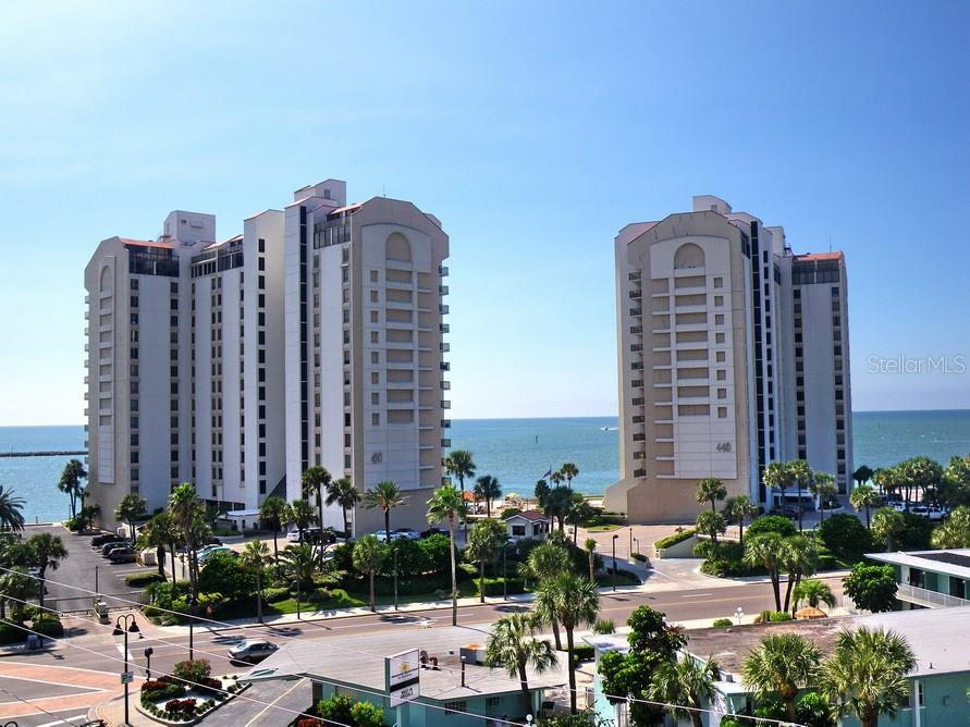 450 S GULFVIEW BOULEVARD #1107 Property Photo - CLEARWATER, FL real estate listing