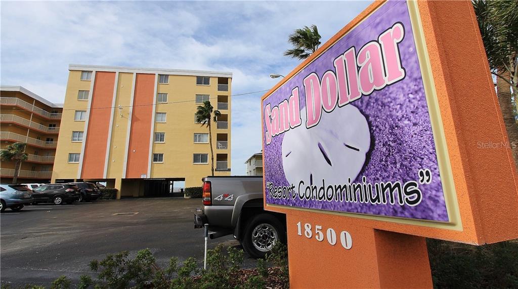 18500 Gulf Boulevard #101 Property Photo