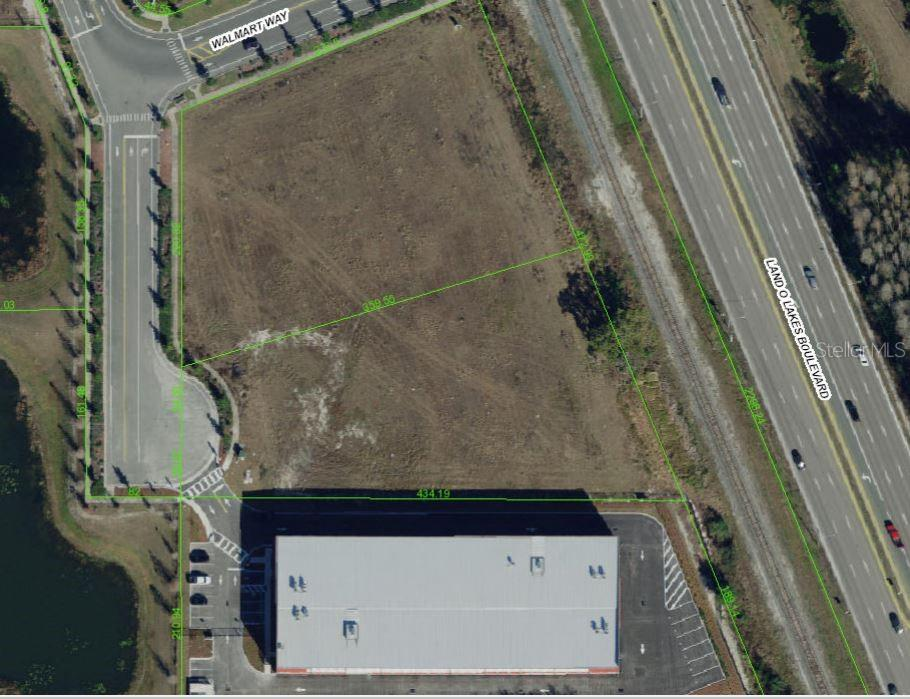 WALMART Property Photo - LUTZ, FL real estate listing