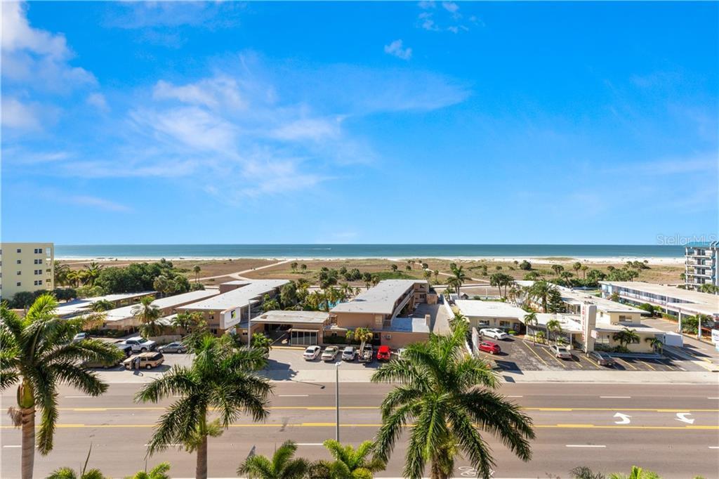 11525 Gulf Boulevard #500 Property Photo