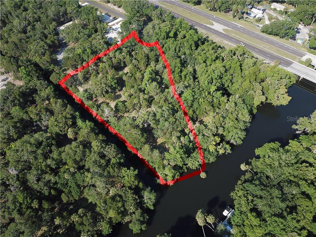 11187 N WITHLA BLUFF POINT Property Photo - INGLIS, FL real estate listing