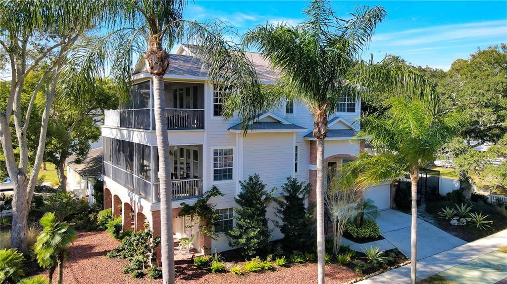 635 N BAYSHORE DRIVE Property Photo - SAFETY HARBOR, FL real estate listing