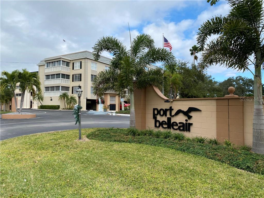 147 BLUFF VIEW DRIVE #207 Property Photo - BELLEAIR BLUFFS, FL real estate listing