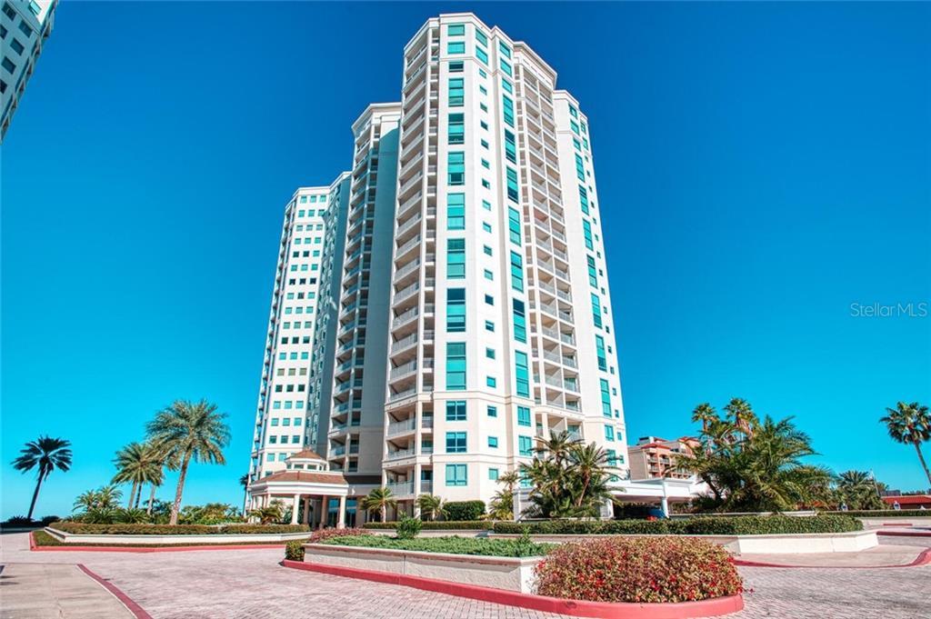 1170 Gulf Boulevard #1101 Property Photo