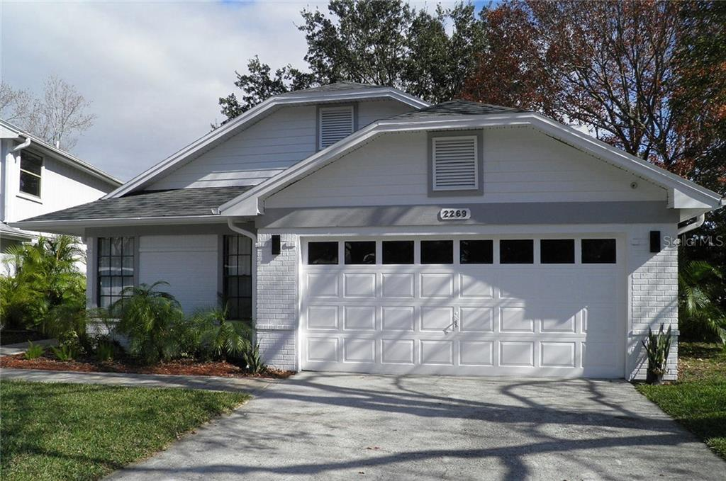 2269 SPRINGRAIN DRIVE Property Photo - CLEARWATER, FL real estate listing