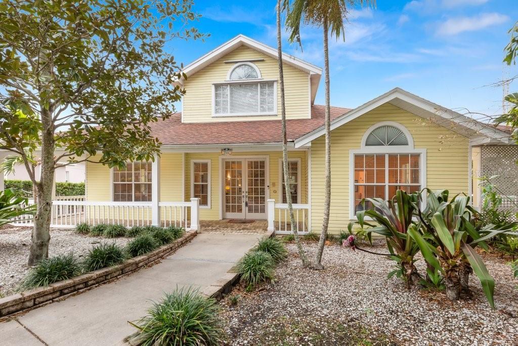 266 FLORIDA BOULEVARD Property Photo - CRYSTAL BEACH, FL real estate listing