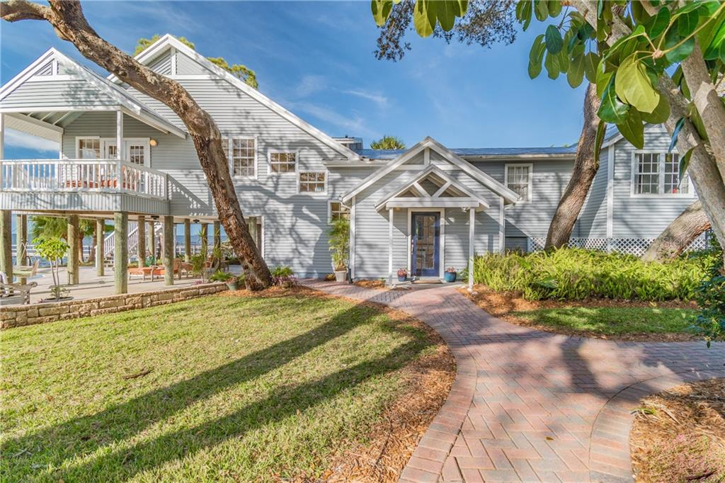 505 N MAYO STREET Property Photo - CRYSTAL BEACH, FL real estate listing