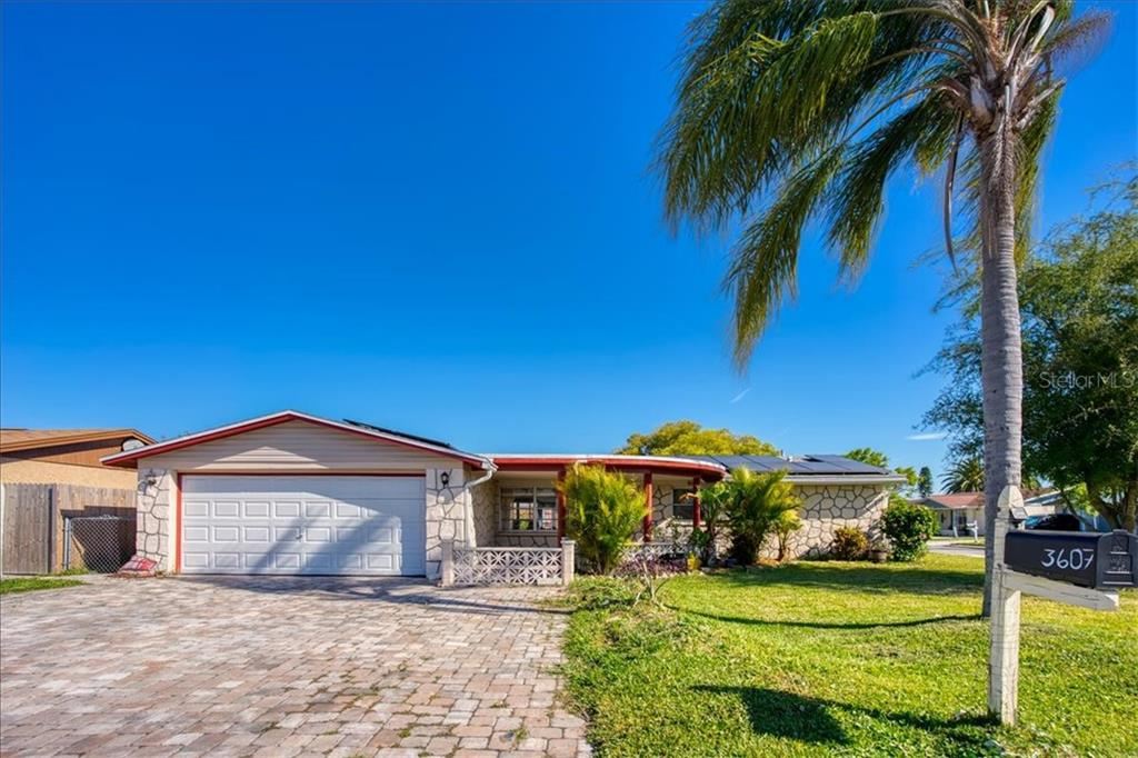 3607 ALLANDALE DRIVE Property Photo - HOLIDAY, FL real estate listing