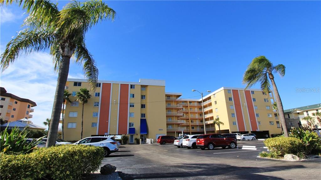18500 GULF BOULEVARD #501 Property Photo - INDIAN SHORES, FL real estate listing