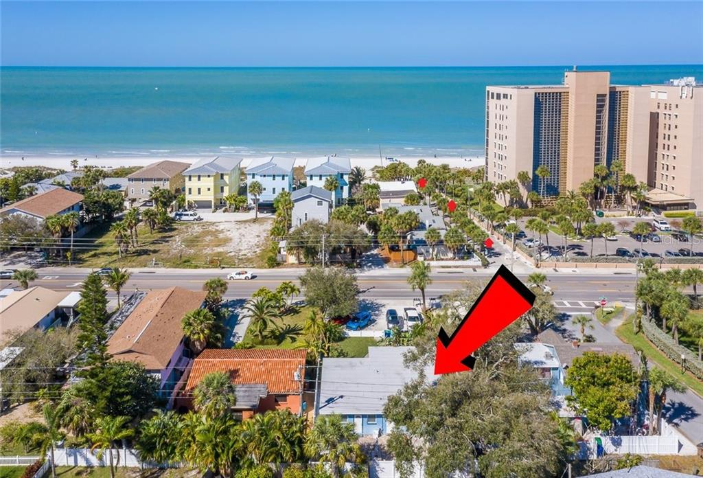 821 GULF BOULEVARD Property Photo - INDIAN ROCKS BEACH, FL real estate listing