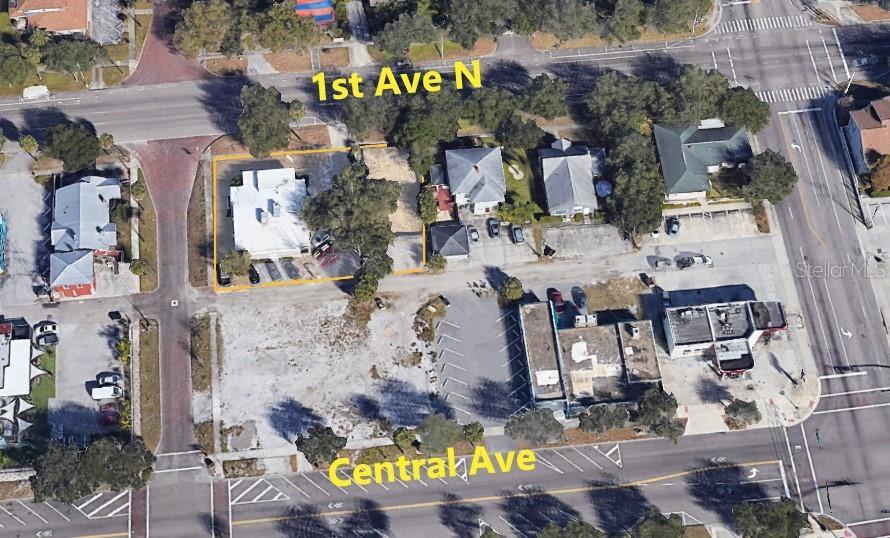 2880 1ST AVENUE N Property Photo - ST PETERSBURG, FL real estate listing