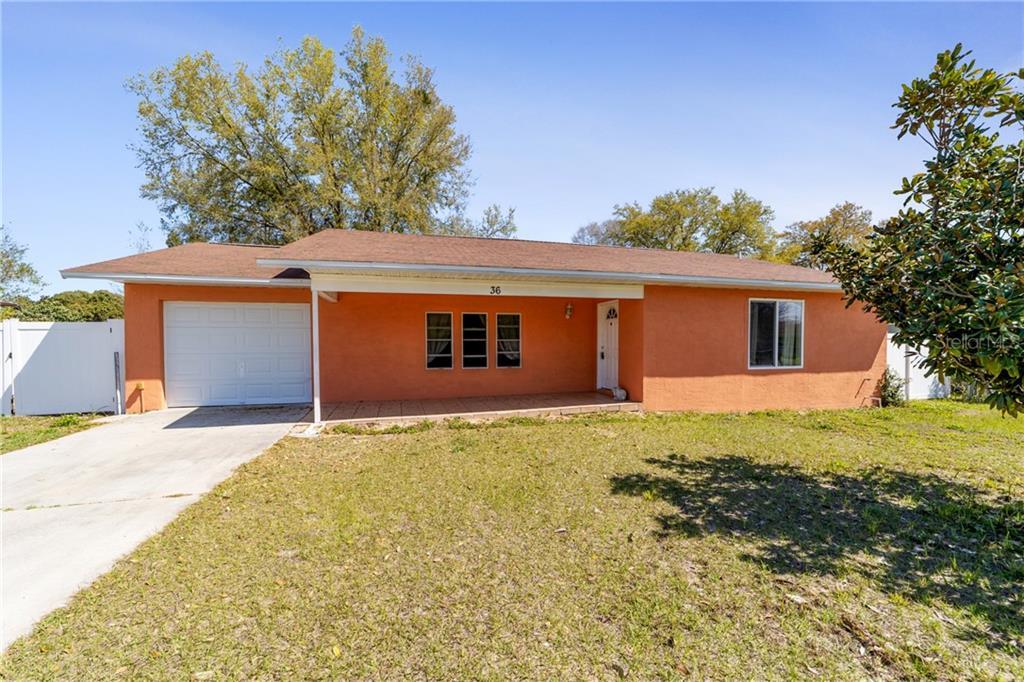 36 SAPPHIRE WAY Property Photo - OCALA, FL real estate listing