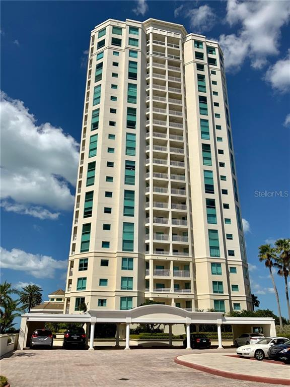 1170 Gulf Boulevard #2106 Property Photo 1