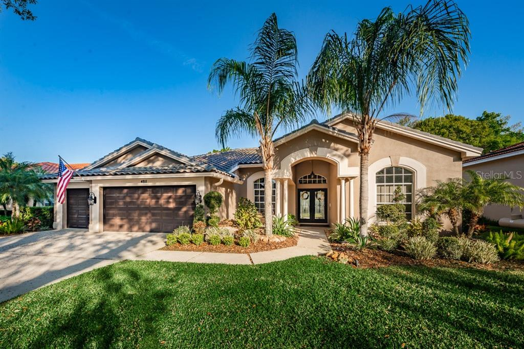 4811 CROSS POINTE DRIVE Property Photo - OLDSMAR, FL real estate listing