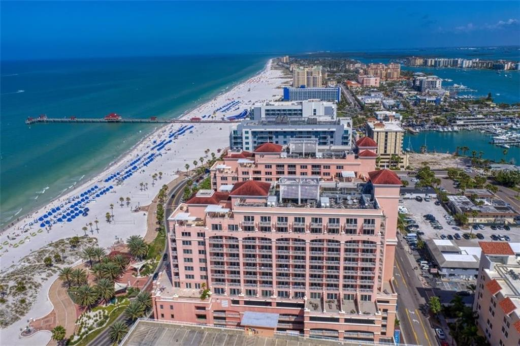 301 S Gulfview Boulevard #503 Property Photo