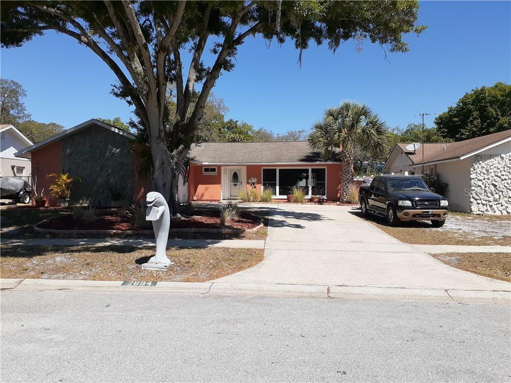 2894 SAINT CROIX DRIVE Property Photo - CLEARWATER, FL real estate listing