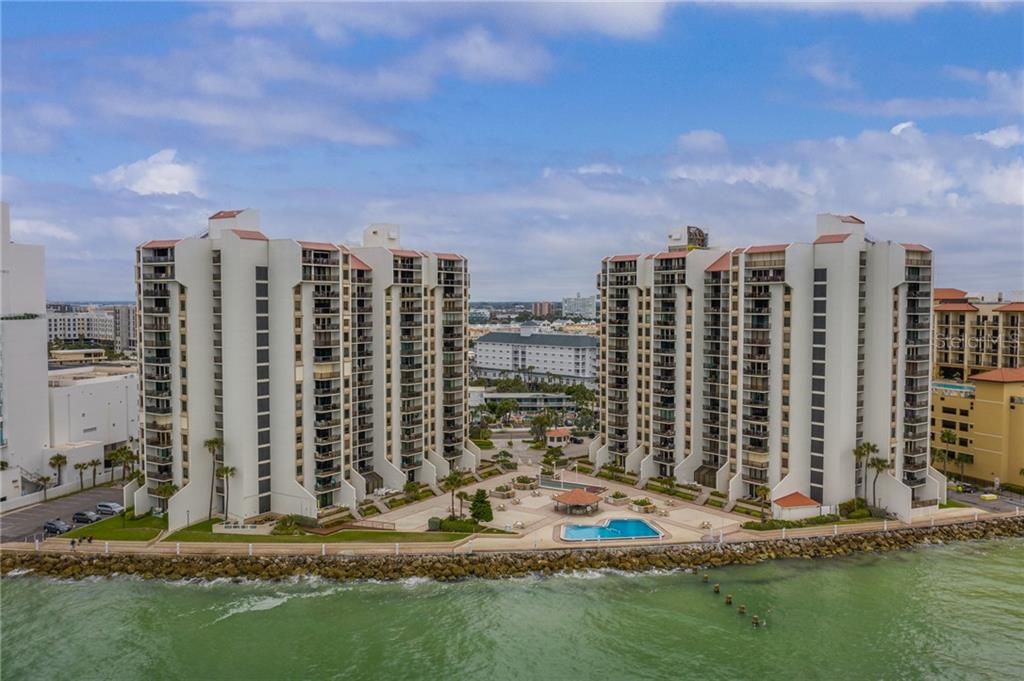 440 S GULFVIEW BOULEVARD #1201 Property Photo - CLEARWATER, FL real estate listing