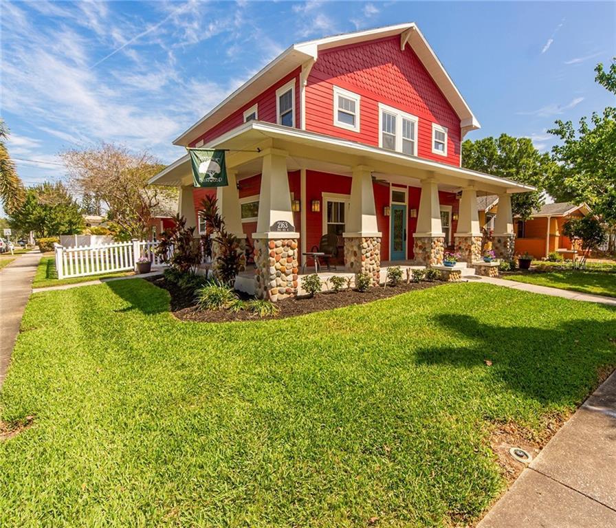 2163 2ND AVENUE N Property Photo - ST PETERSBURG, FL real estate listing