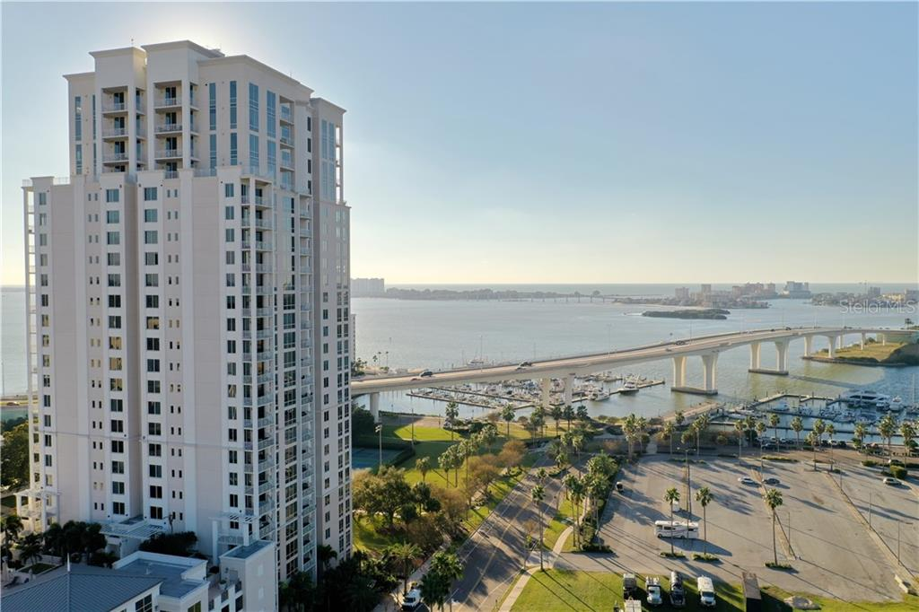331 CLEVELAND STREET #806 Property Photo - CLEARWATER, FL real estate listing