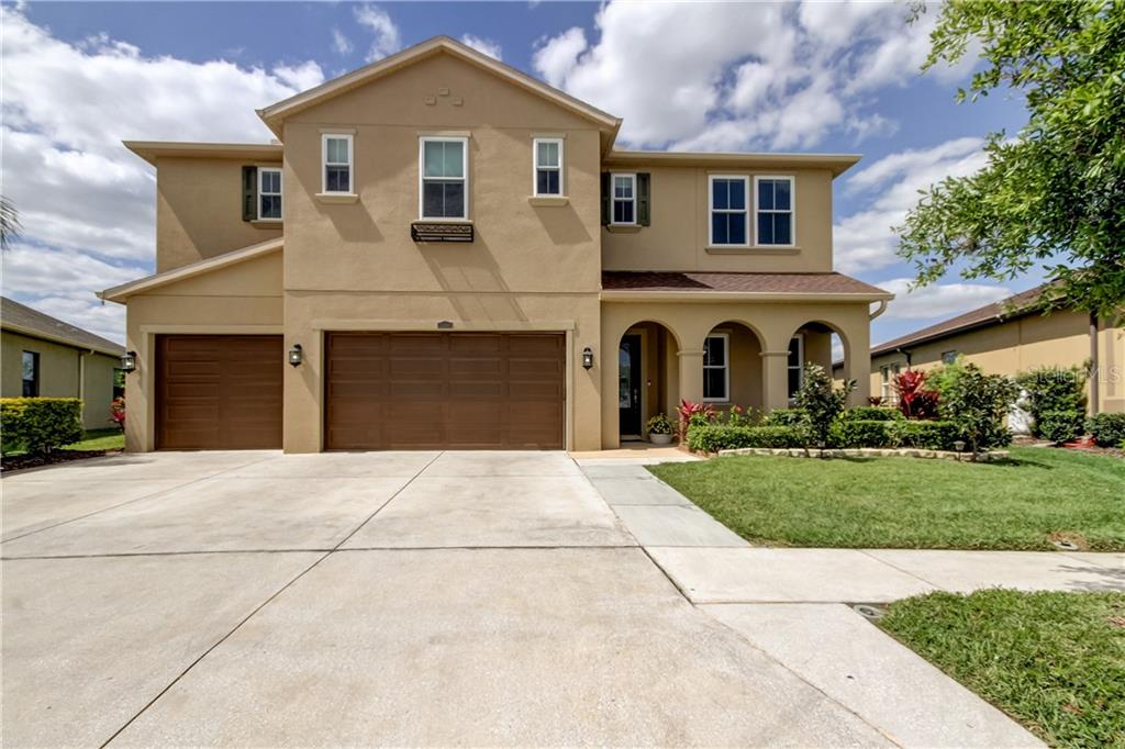 1981 HIDDEN SPRINGS DRIVE Property Photo - TRINITY, FL real estate listing