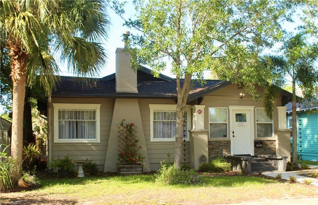 2549 1ST AVENUE S Property Photo - ST PETERSBURG, FL real estate listing