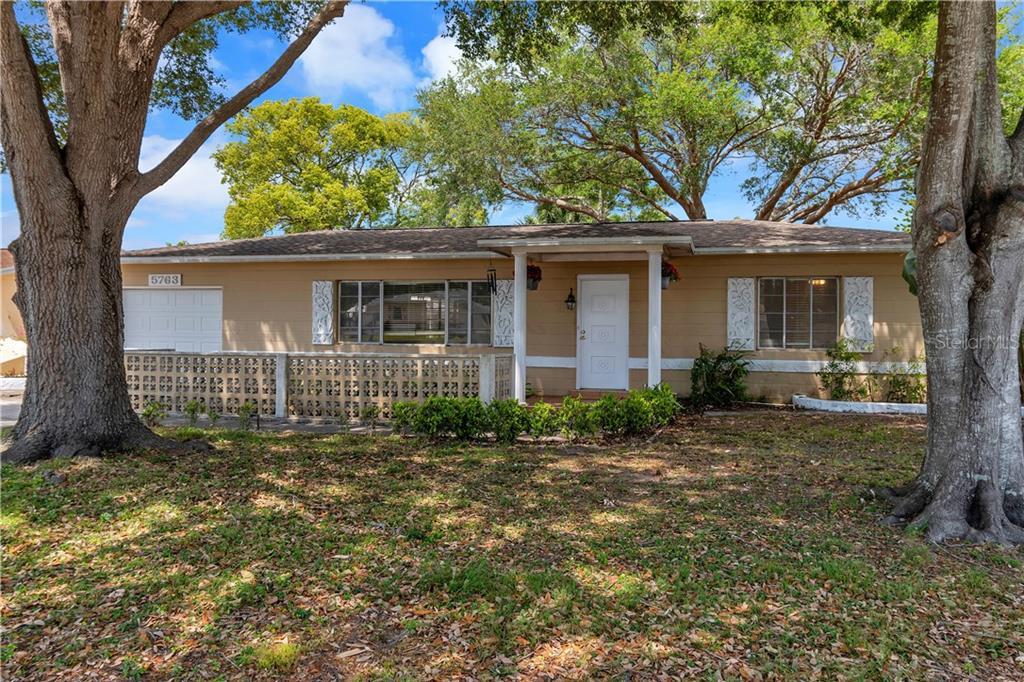 5763 47TH AVENUE N Property Photo - KENNETH CITY, FL real estate listing