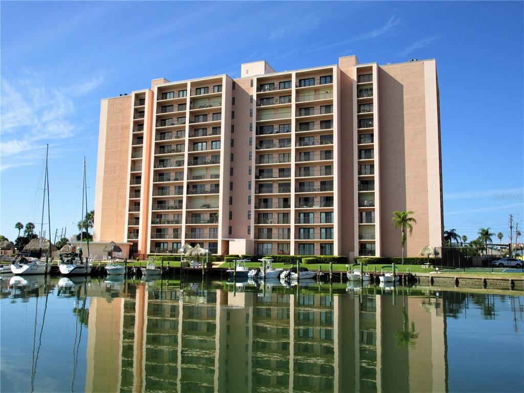 51 ISLAND WAY #706 Property Photo - CLEARWATER, FL real estate listing
