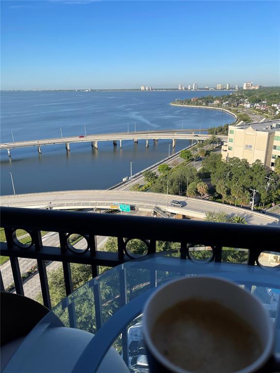345 BAYSHORE BOULEVARD #1509 Property Photo - TAMPA, FL real estate listing