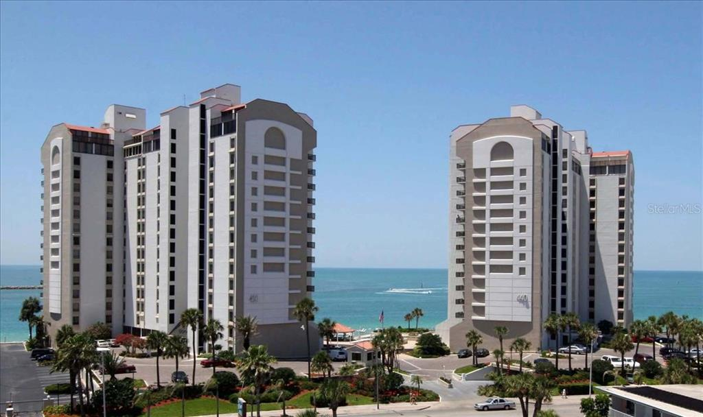 450 S GULFVIEW BOULEVARD #1502 Property Photo - CLEARWATER, FL real estate listing