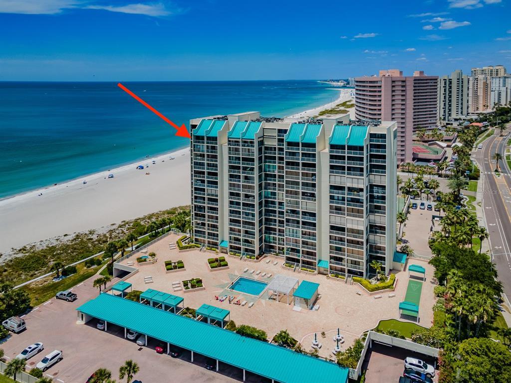 1390 Gulf Boulevard #ph-1 Property Photo 1