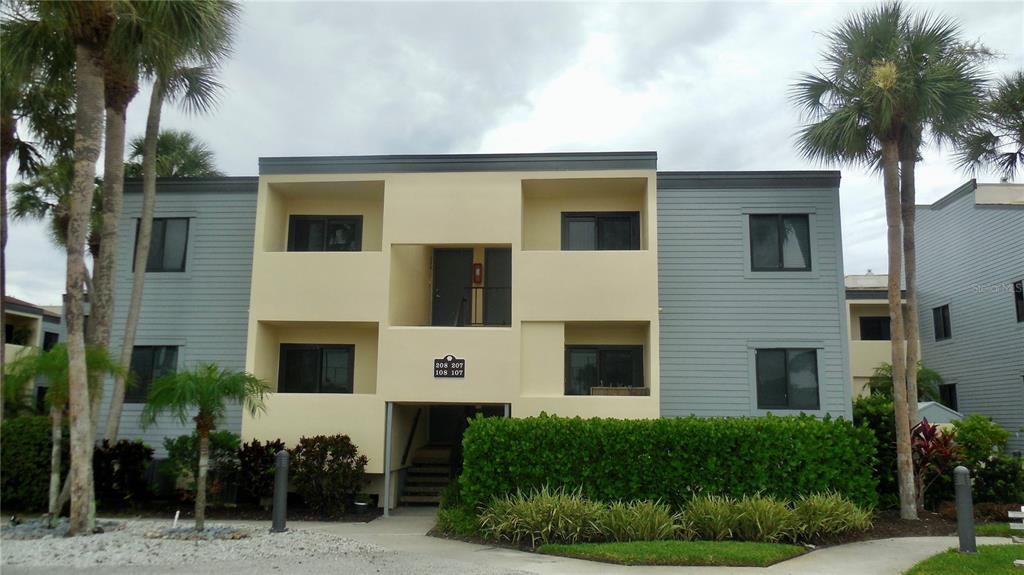 700 Golden Beach Boulevard #207 Property Photo 1