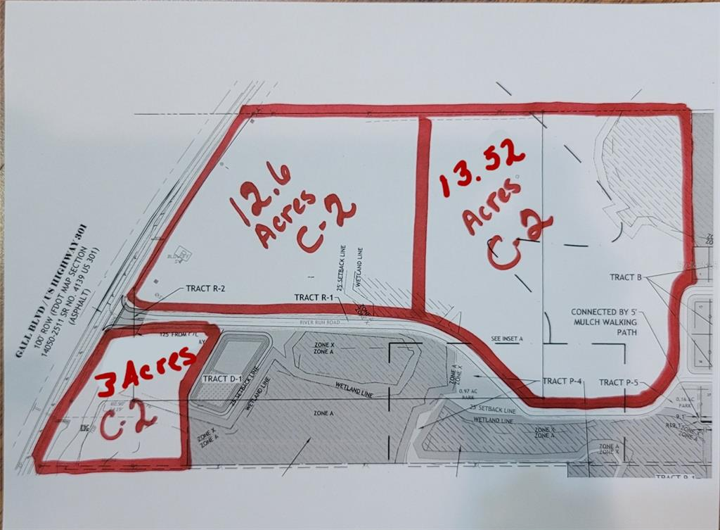 12.6 Acres River Run Property Photo