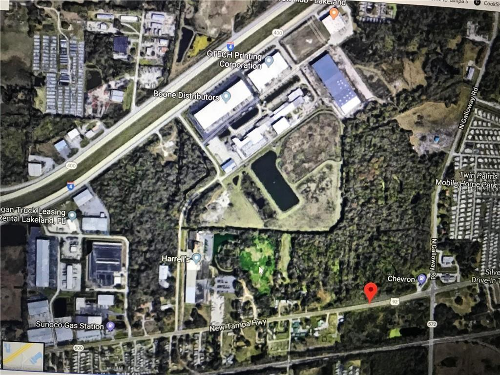 New Tampa Highway Property Photo