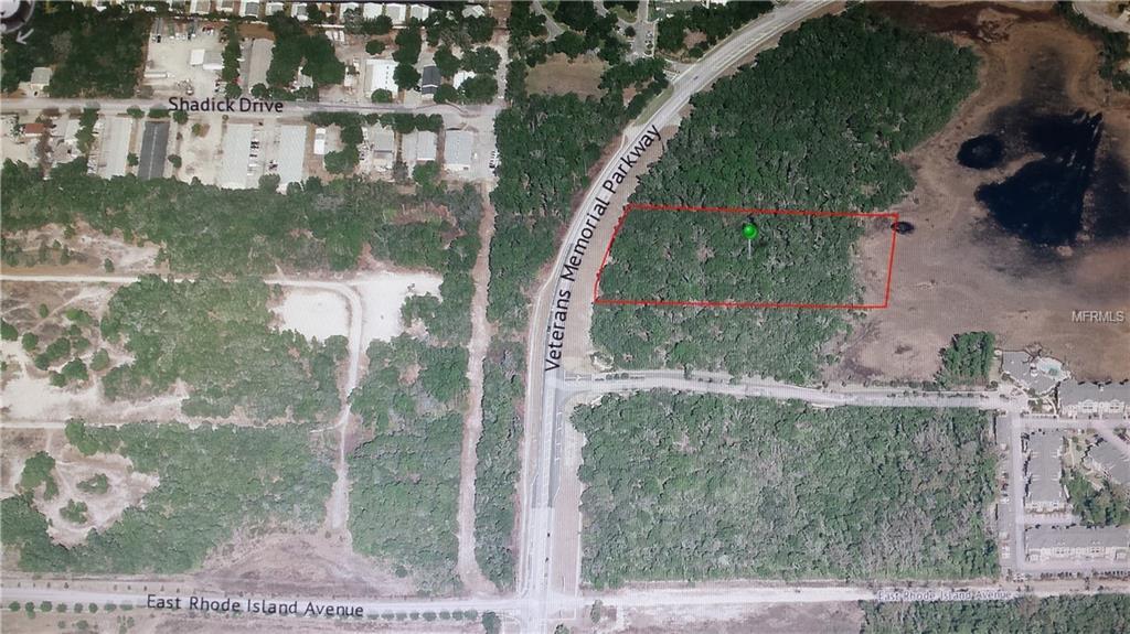 VETERANS MEMORIAL PARKWAY Property Photo - ORANGE CITY, FL real estate listing