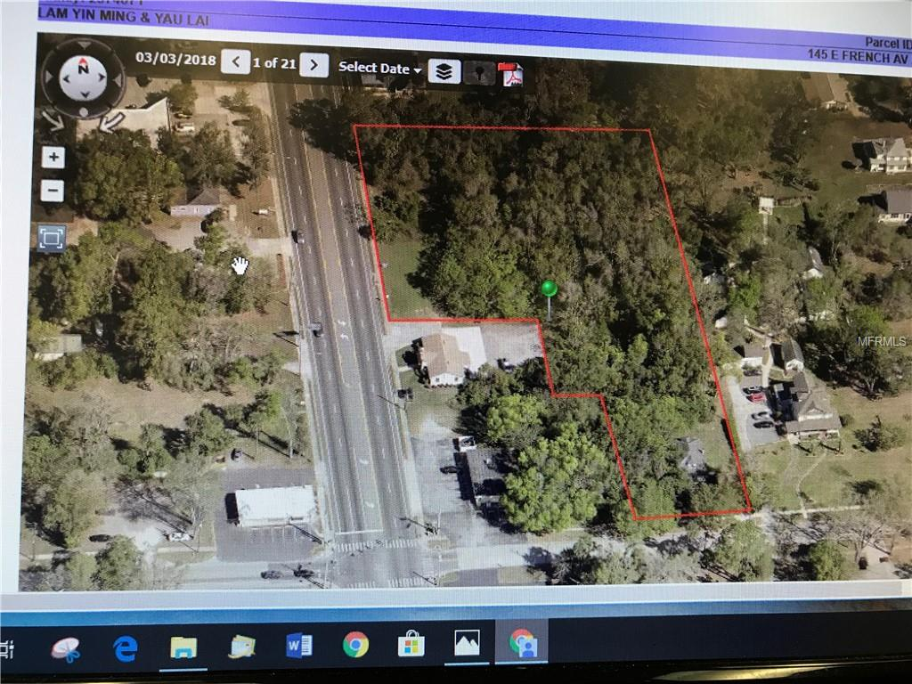 E 17-92 / VOLUSIA NORTH OF 520 AVE Property Photo - ORANGE CITY, FL real estate listing