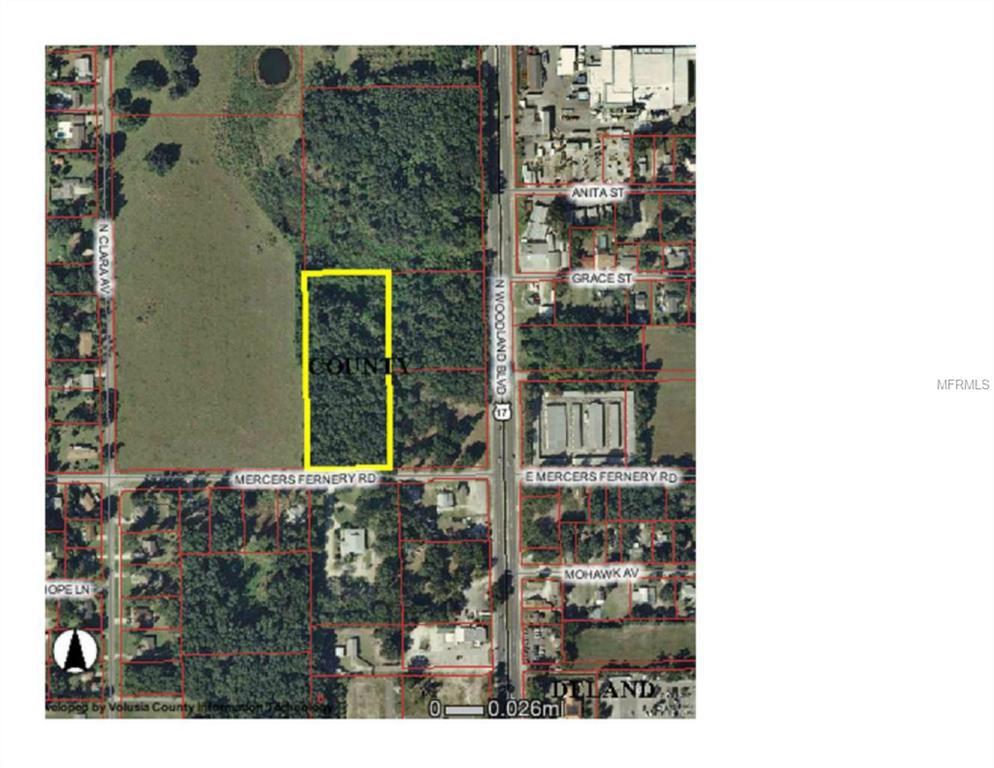 N MERCERS FERNERY BLVD Property Photo - DELAND, FL real estate listing