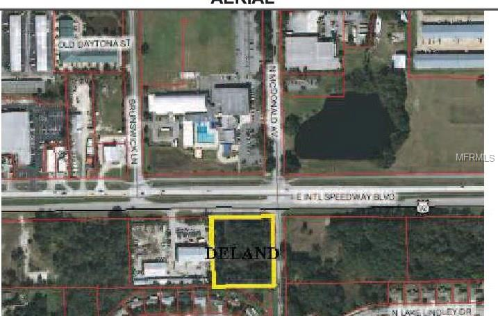 E International Speedway Avenue #lot 1 Property Photo