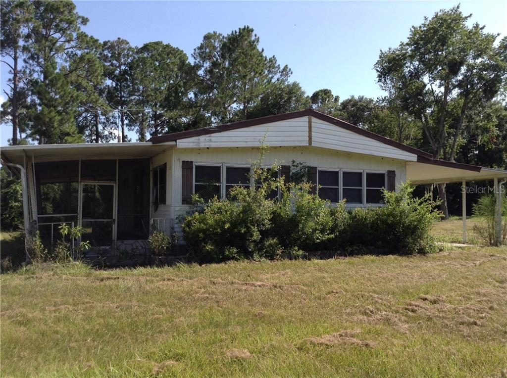 2223 MCBRIDE RD Property Photo - SEVILLE, FL real estate listing