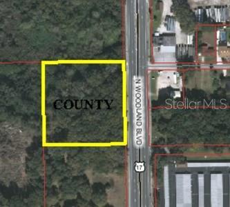 1816 N Woodland Boulevard Property Photo