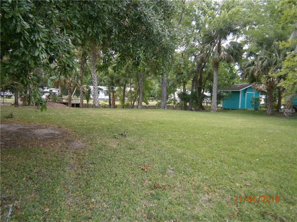 MAPLE RD Property Photo - ASTOR, FL real estate listing