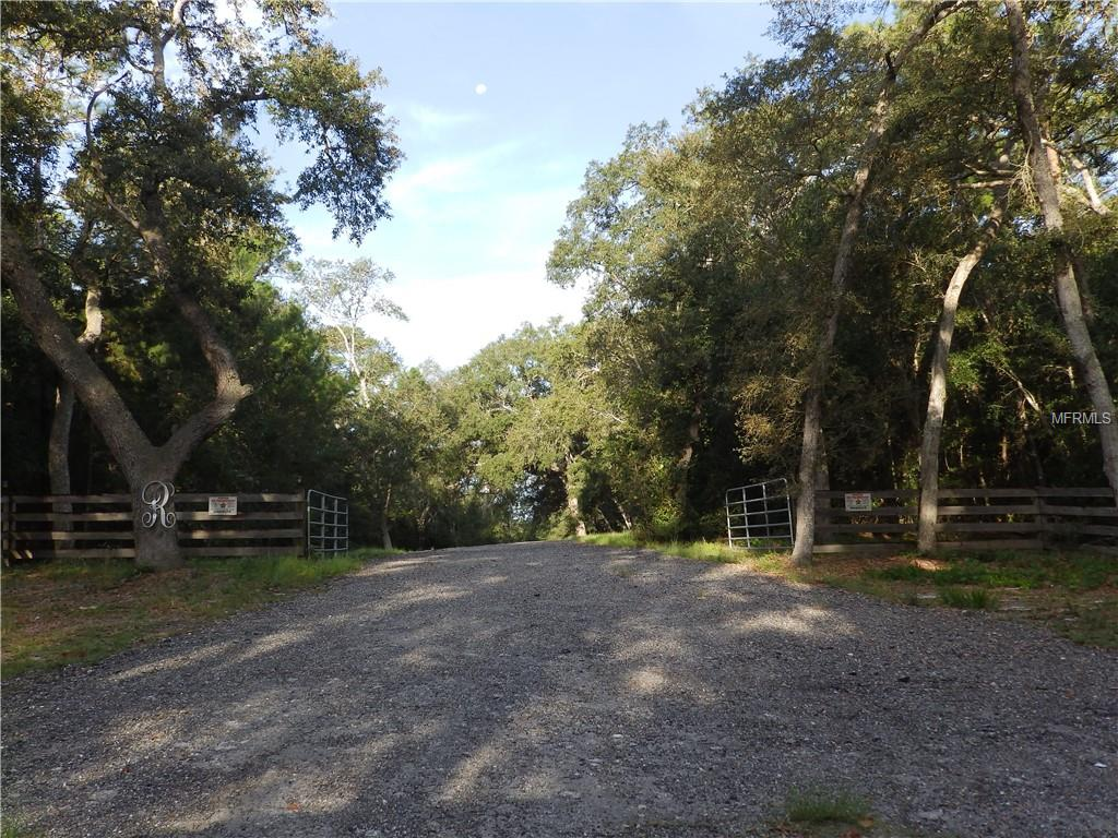 RENBAR RD Property Photo - DE LEON SPRINGS, FL real estate listing