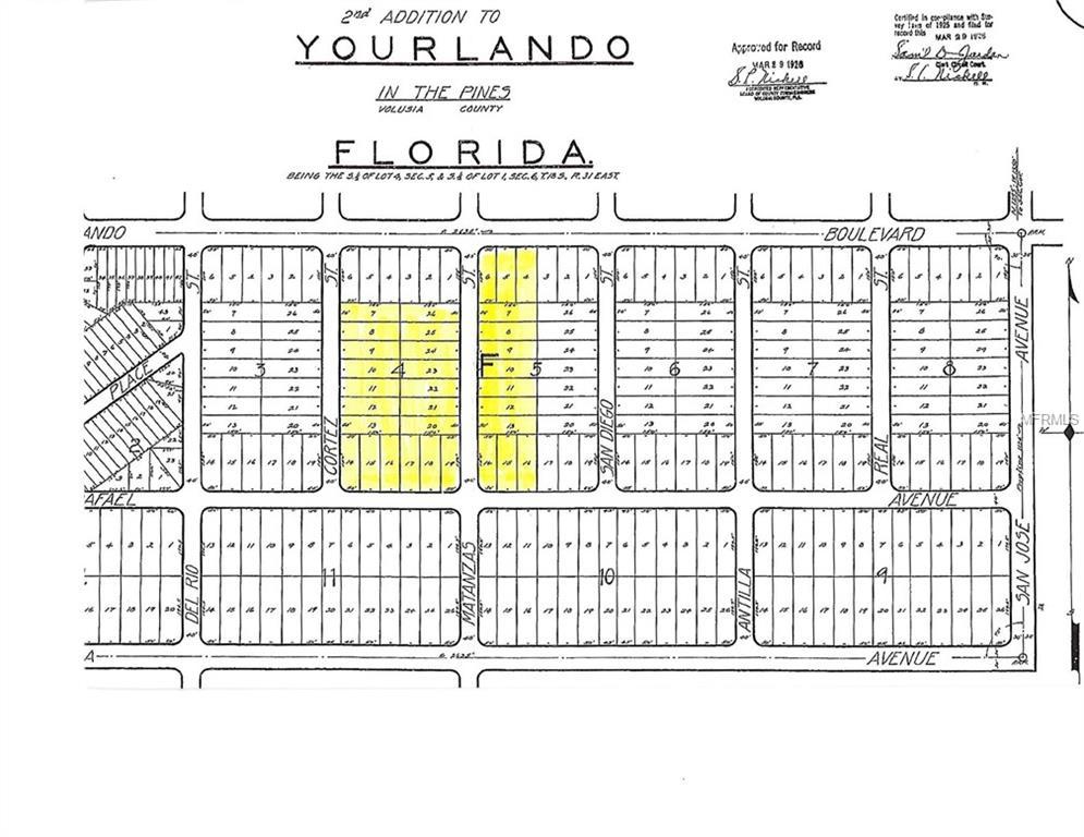 CASSADAGA RD Property Photo - LAKE HELEN, FL real estate listing